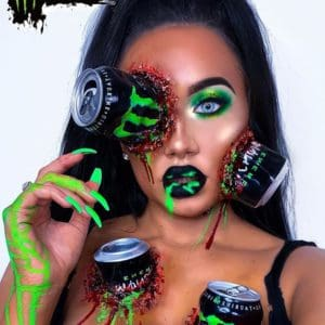 30 Scary & Creative  Halloween Makeup Ideas 2020