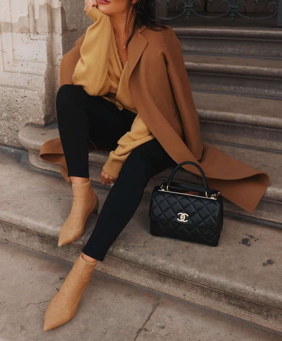 30 Cozy Fall & Winter Outfit Ideas