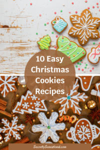 10 Easy & Delicious Christmas Cookies Recipes