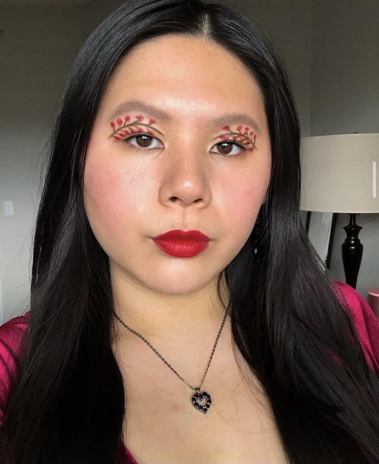 Indie makeup looks & ideas
