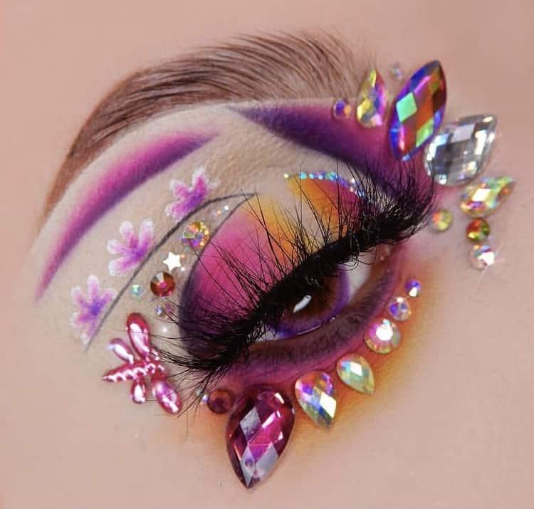 Indie makeup looks