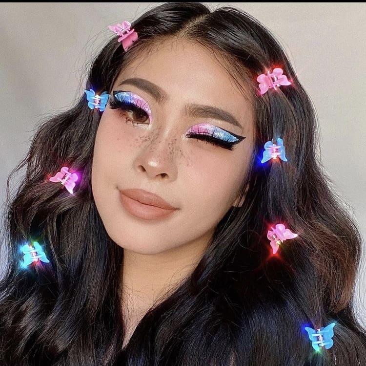 Indie makeup ideas